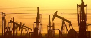 Permian Basin oil rigs